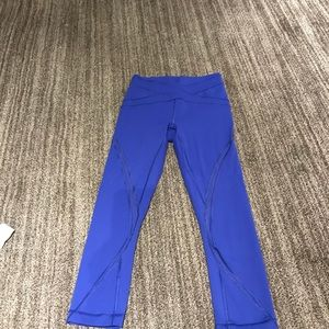 Lululemon crop legging